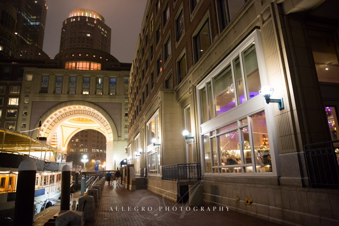 downtown boston - photo by allegro photography