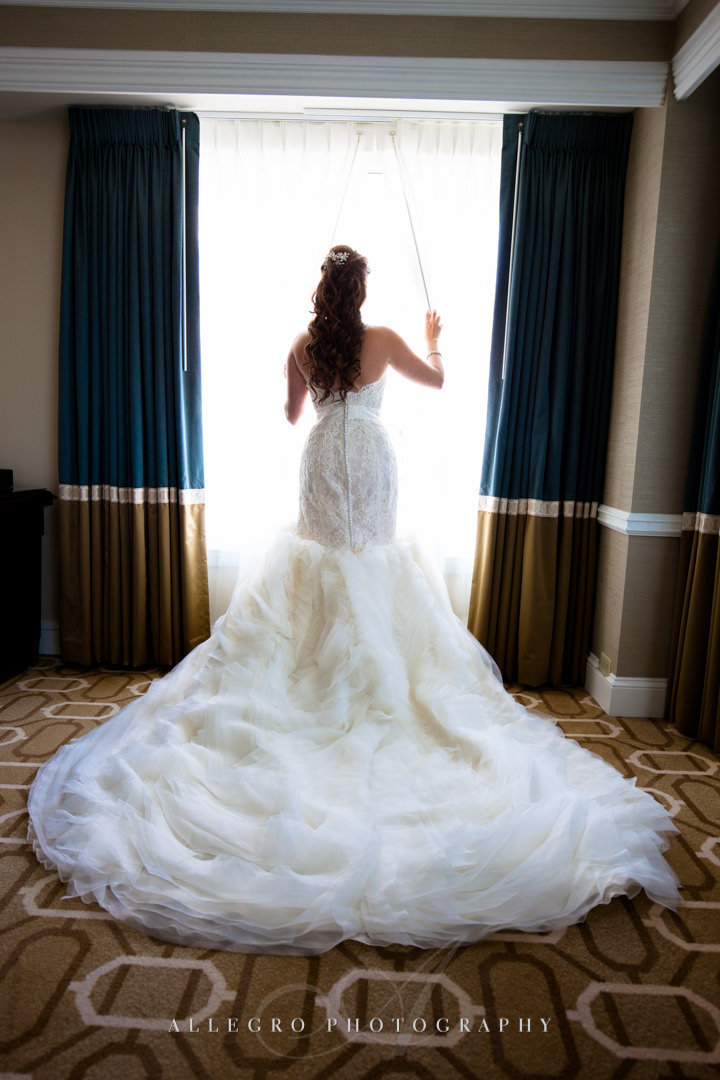 boston harbor hotel wedding inspo - photo by allegro photography