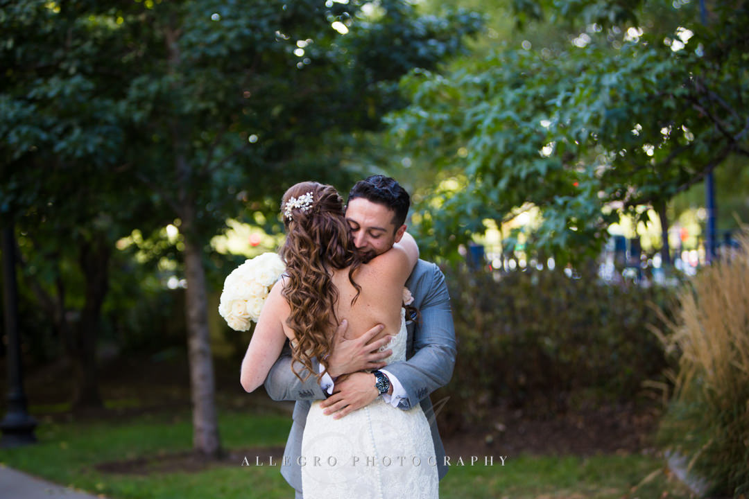 boston wedding couples love - photo by allegro photography