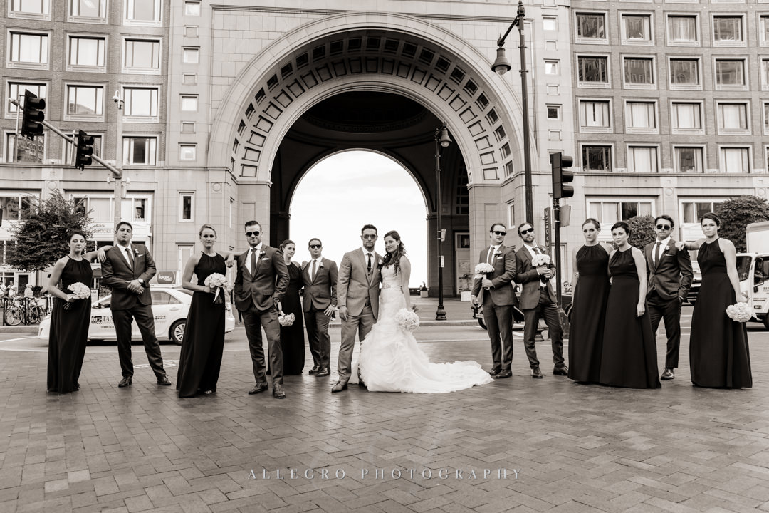 unique boston wedding photos - photo by allegro photography