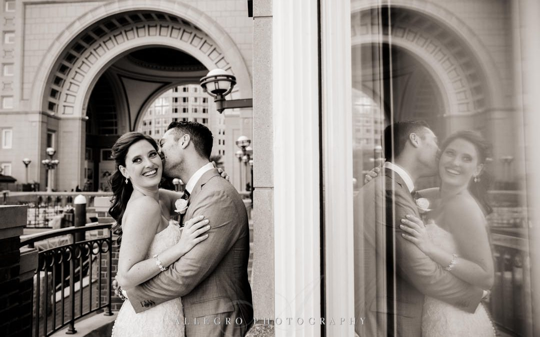 Boston Harbor Hotel Wedding Pt. 1- S+A