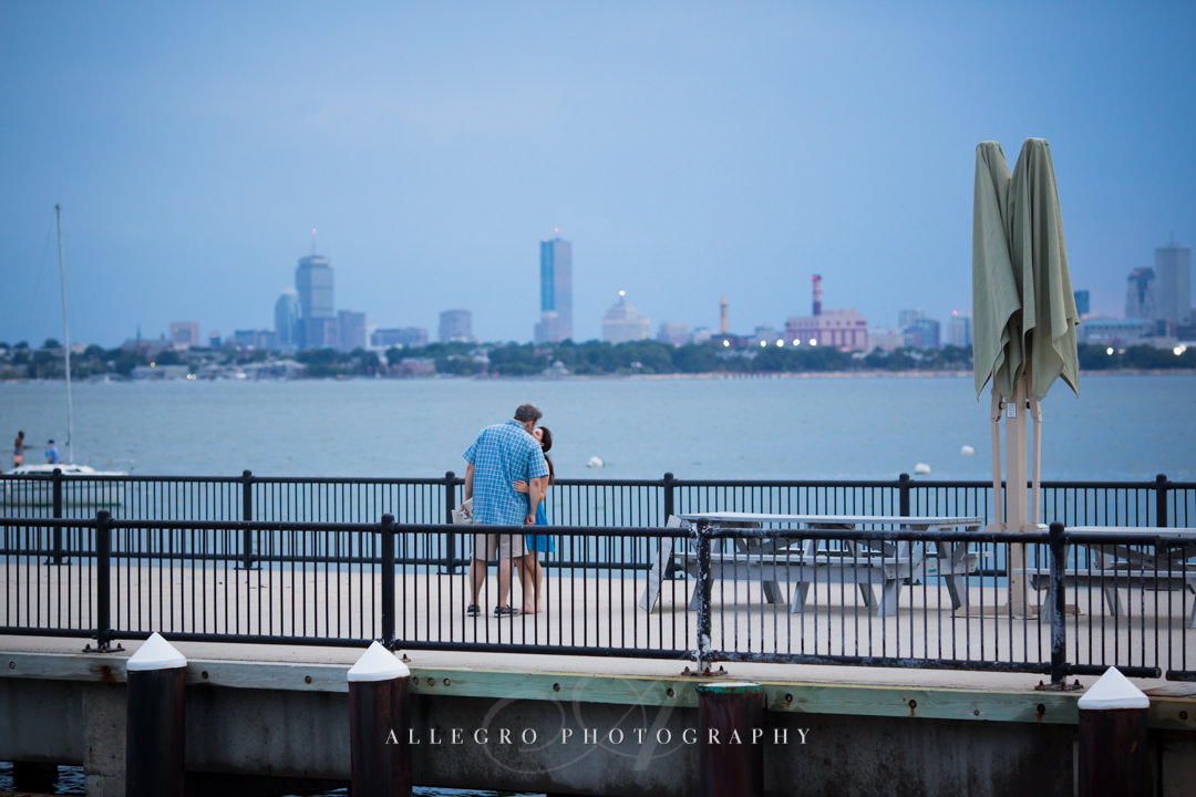boston kiss - photo by allegro photography