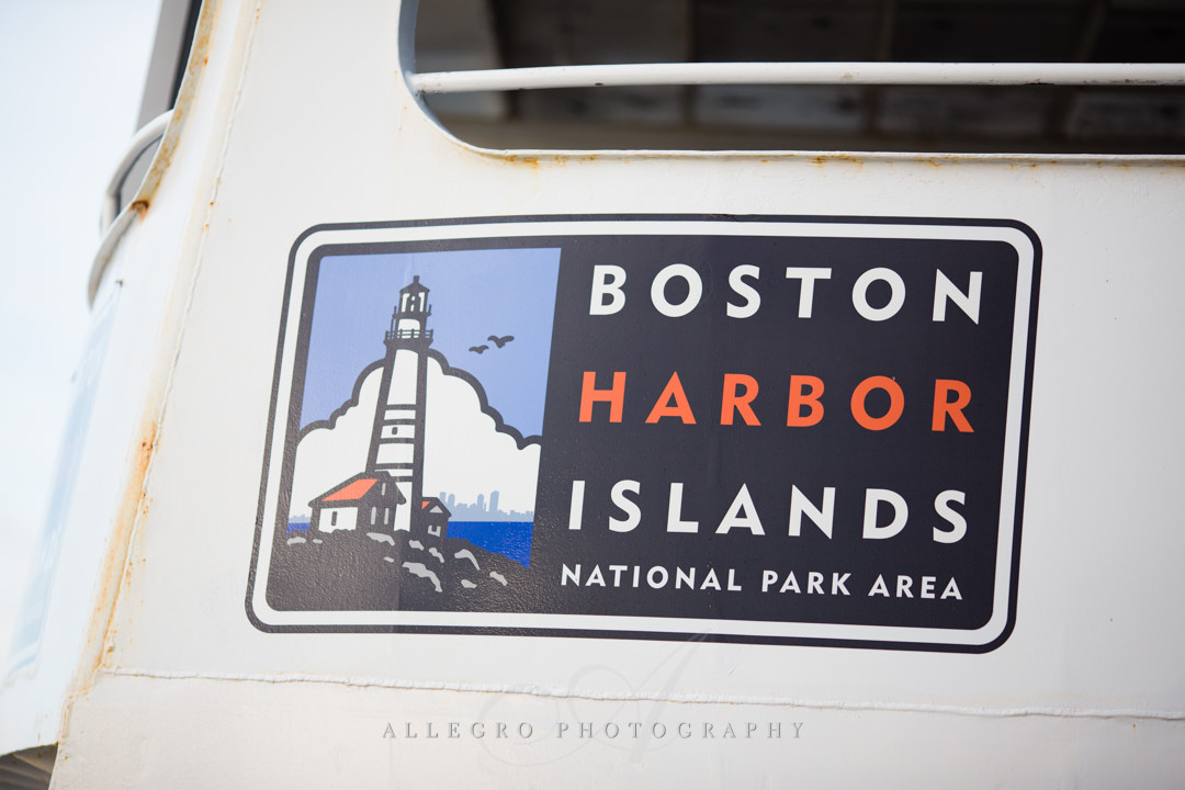 boston harbor islands - photo by allegro photography