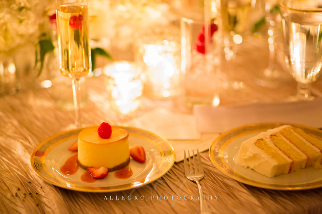 moo restaurant wedding food - photo by allegro photography