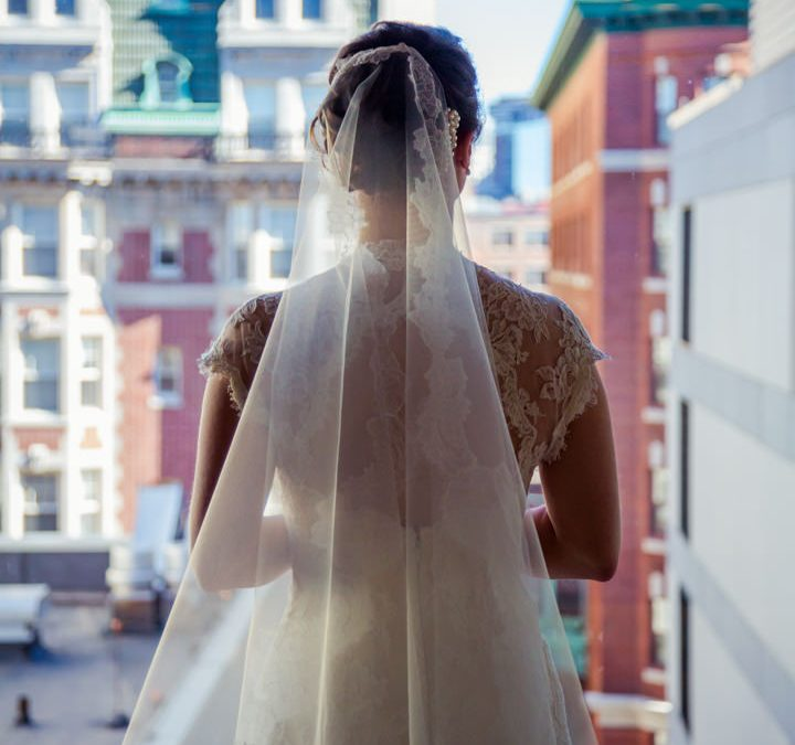 Hotel Commonwealth Boston Wedding- K+M