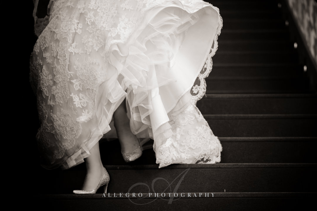 hotel commonwealth wedding show details - photo by allegro photography