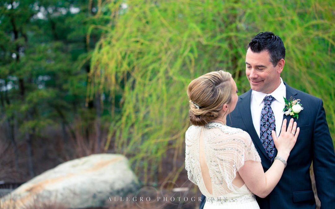 Mirbeau Inn & Spa Wedding: L+P Wedding