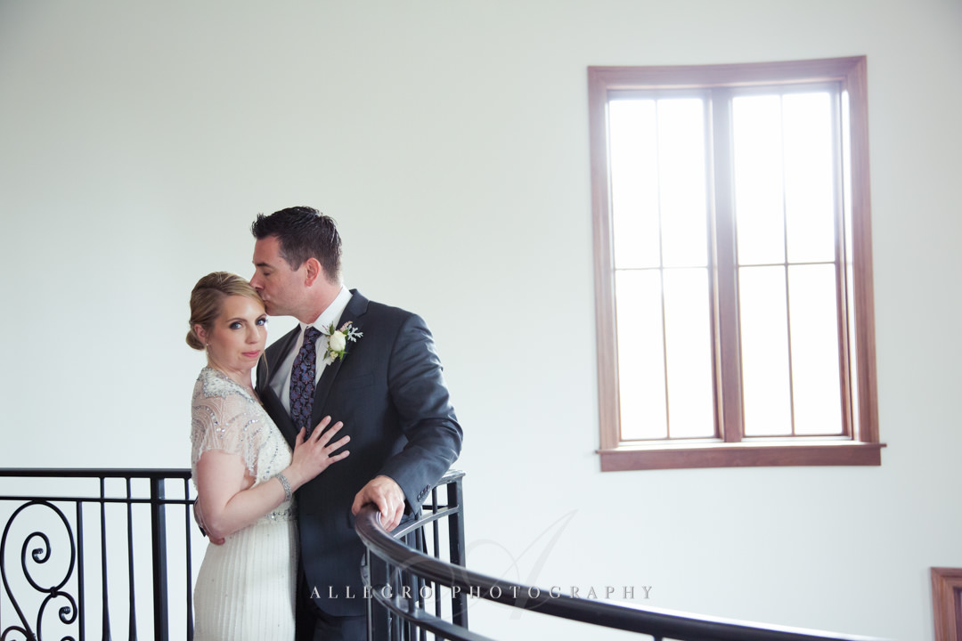 wedding portrait at mirbeau inn & spa - photo by allegro photography
