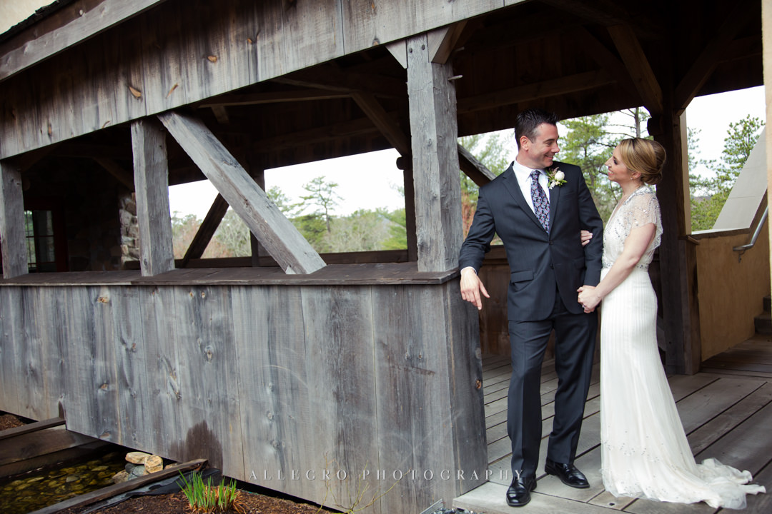 wedding photos at mirbeau inn & spa - photo by allegro photography