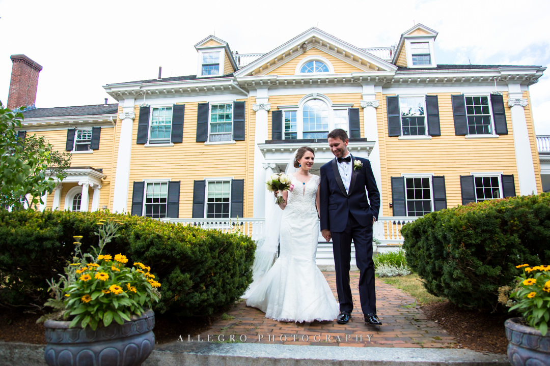 pierce house wedding photos - photo by allegro photography