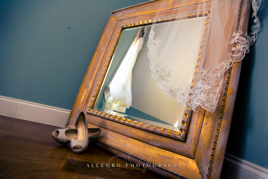 wedding details riverview - photographed by allegro photography