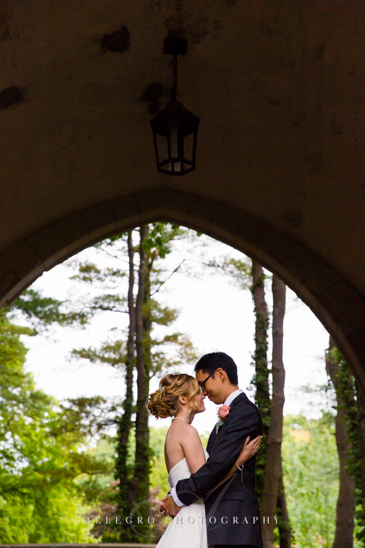 wellesley college wedding photo - photo by allegro photography