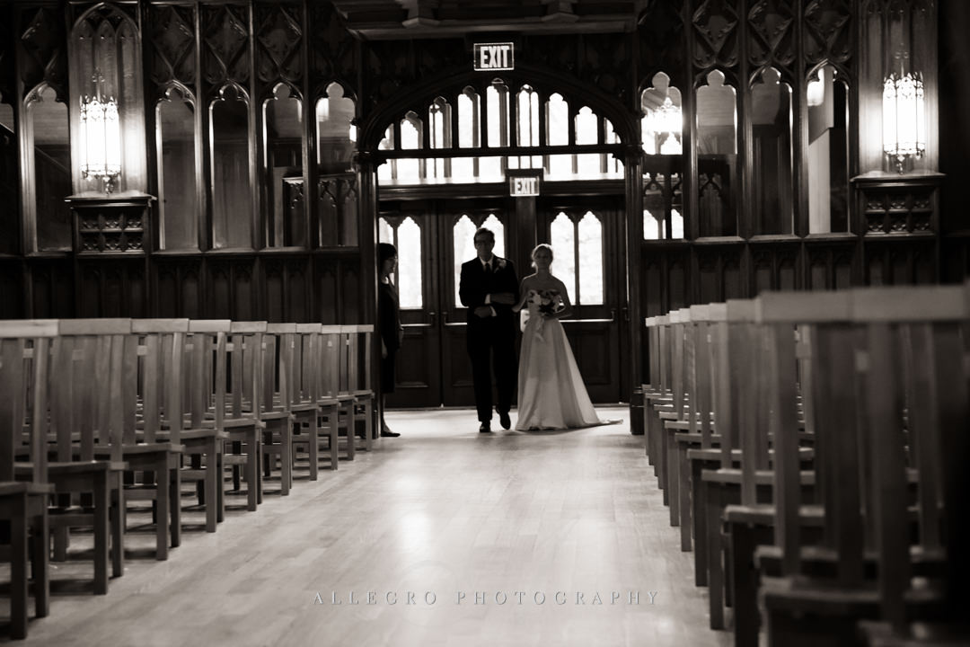houghton chapel at wellesley college - photo by allegro photography