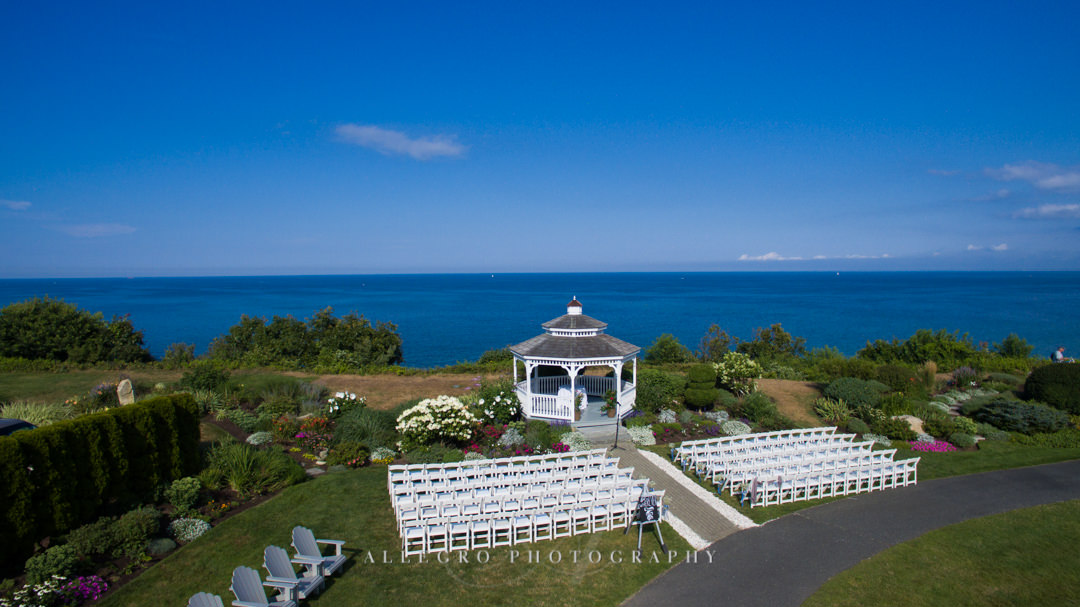 cape cod wedding venue - photo by allegro photography