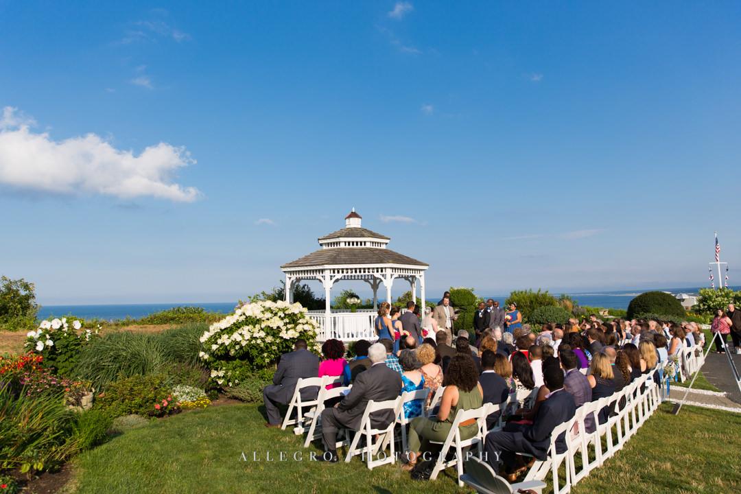 white cliff country club views - photo by allegro photography