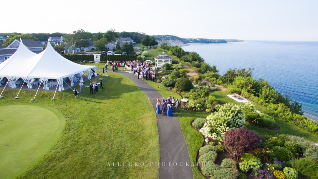 cape cod wedding - photo by allegro photography