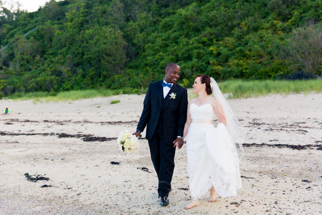 cape cod wedding portraits - photo by allegro photography