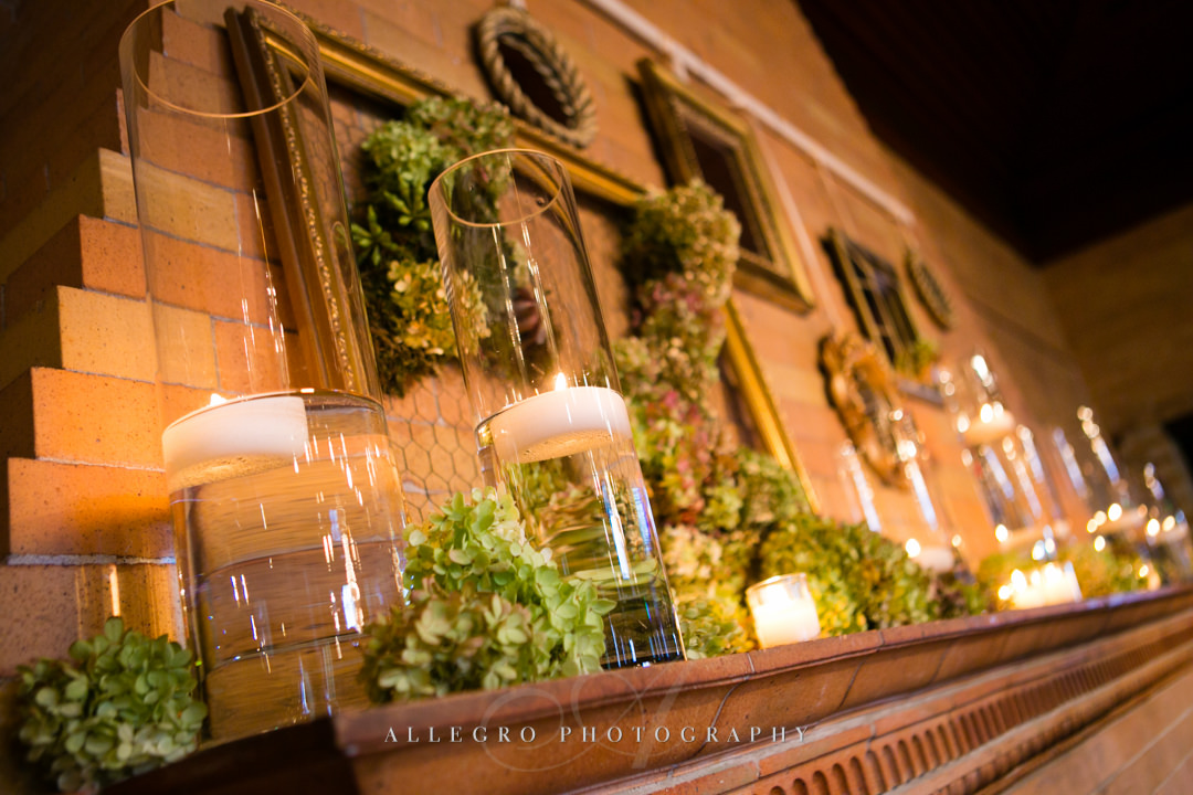 great gatsby wedding linden place - photographed by allegro photography