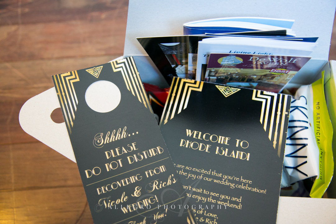 great Gatsby themed wedding boston - photographed by allegro photography