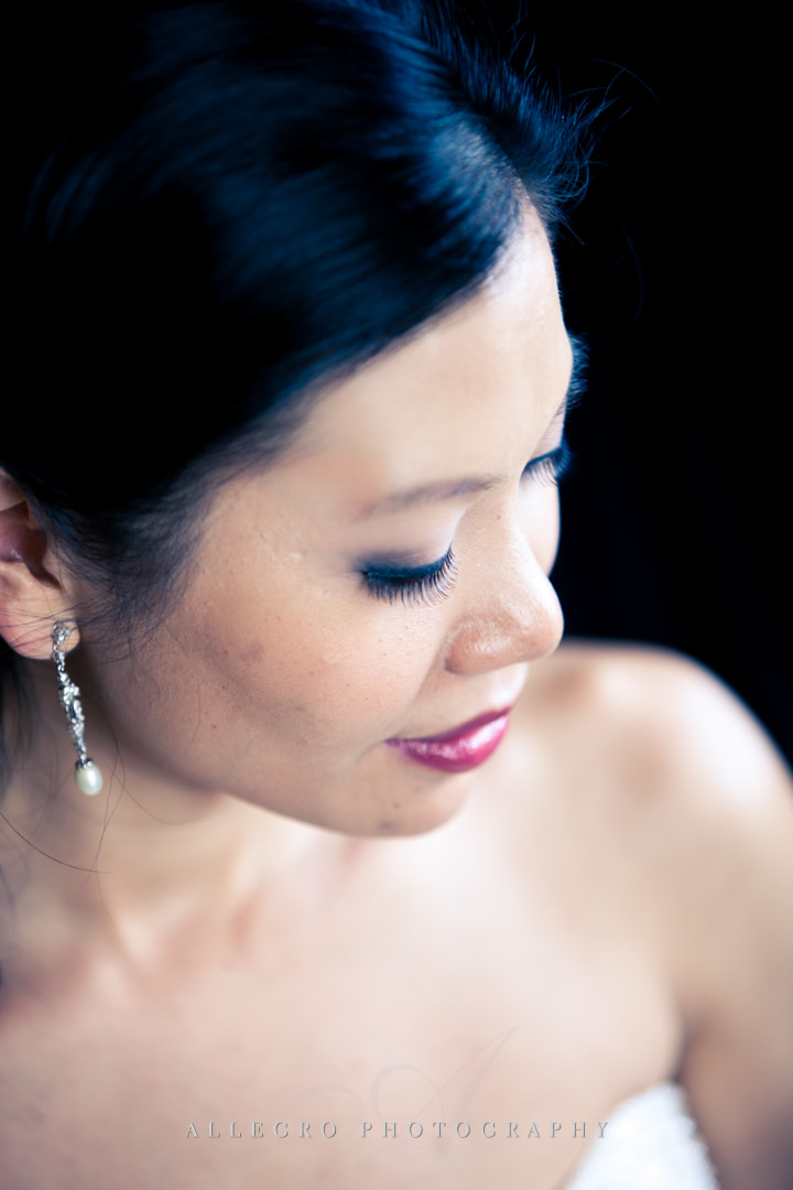 chinese bride boson - photographed by allegro photography