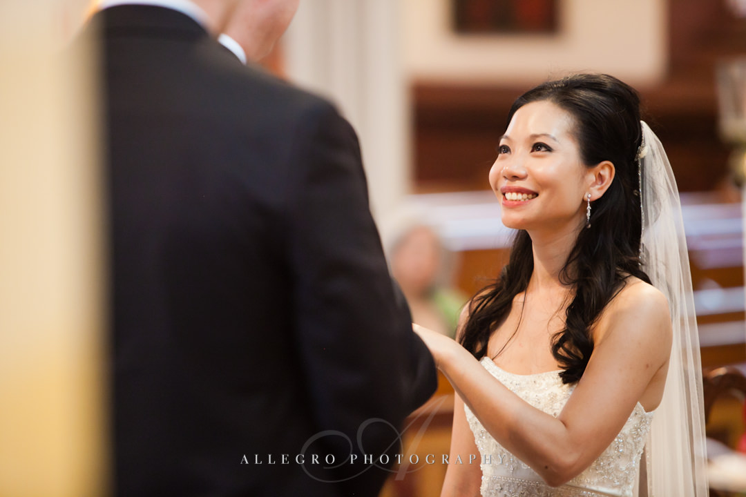 chinese bride boston - photographed by allegro photography