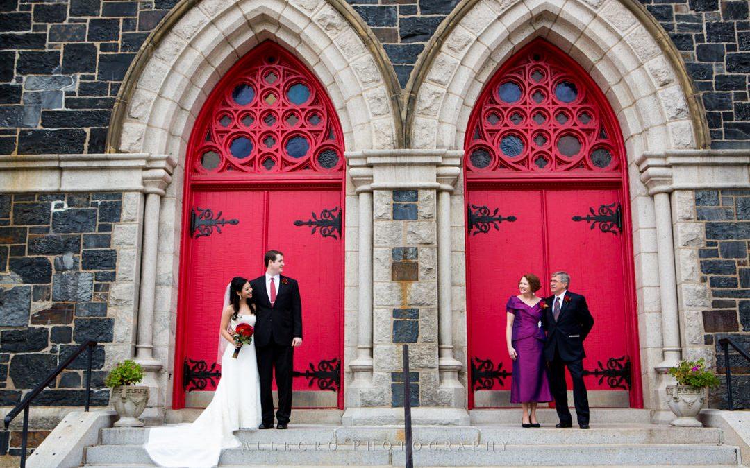 Chinatown Wedding Boston – F+W