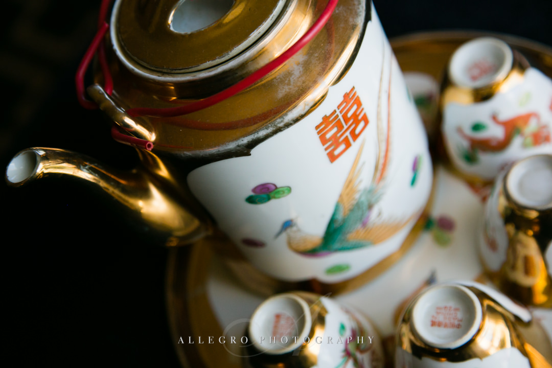 chinese wedding ceremony boston - photographed by allegro photography