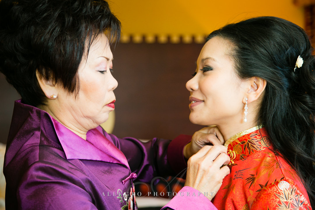 traditional chinese wedding boston - photographed by allegro photography