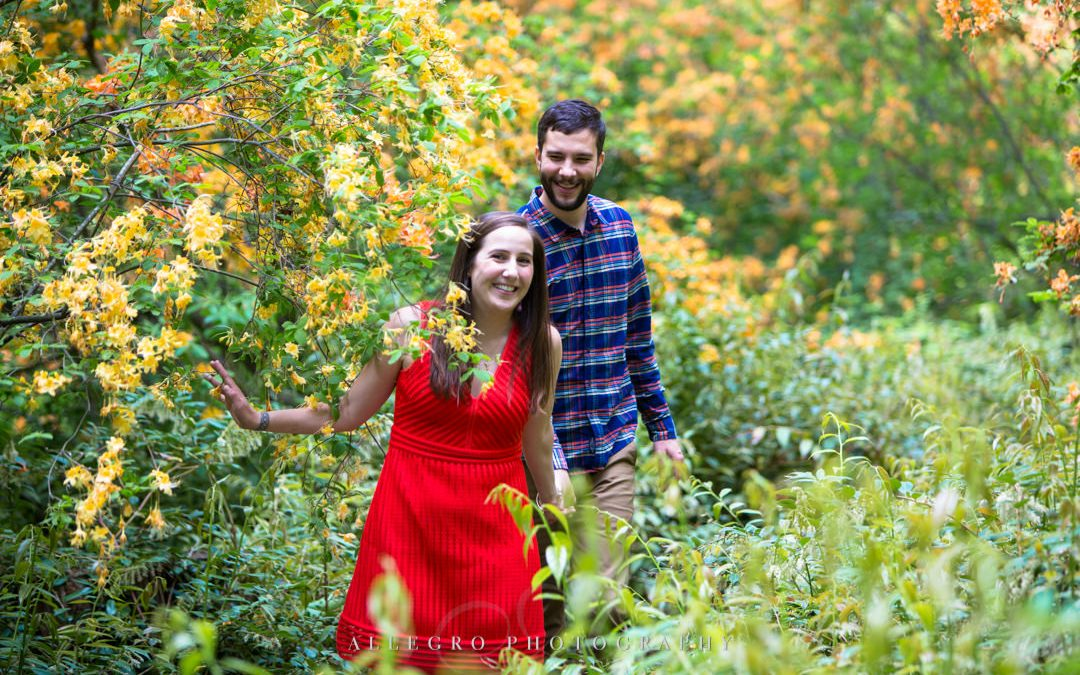 Nature Inspired Engagement Session- J+K