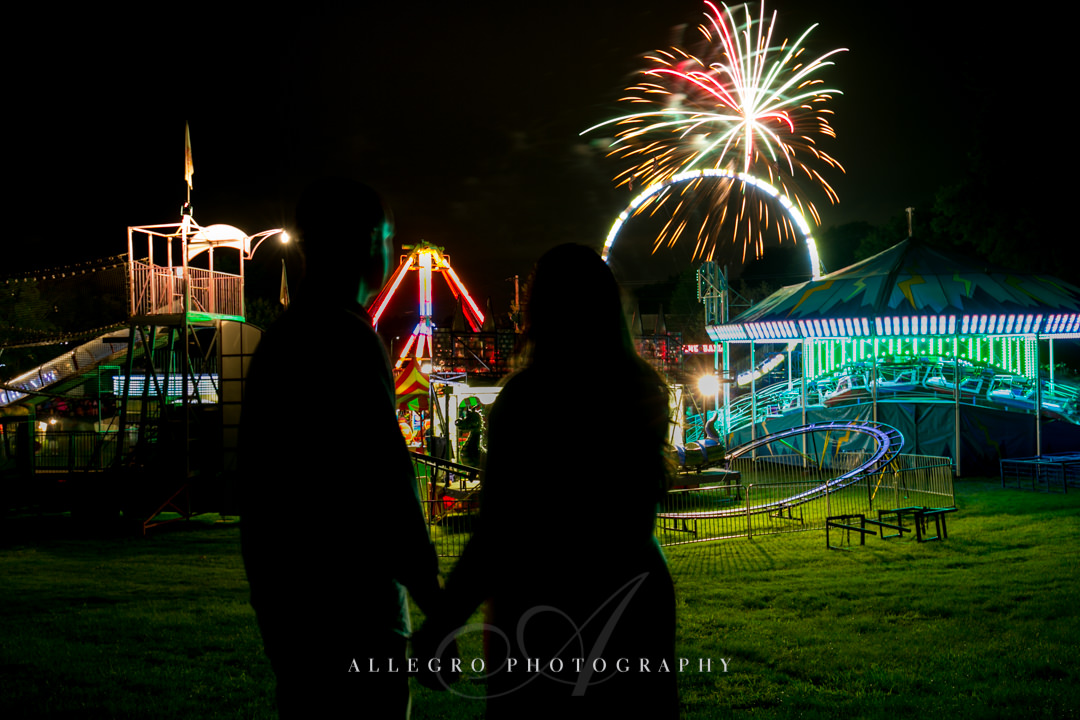 lexington carnival fireworks - photographed by allegro photography