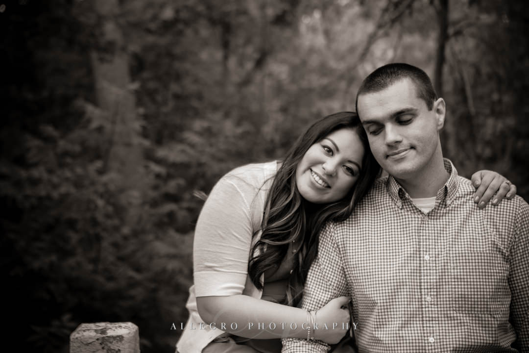 sweet engagement session lexington - photographed by allegro photography