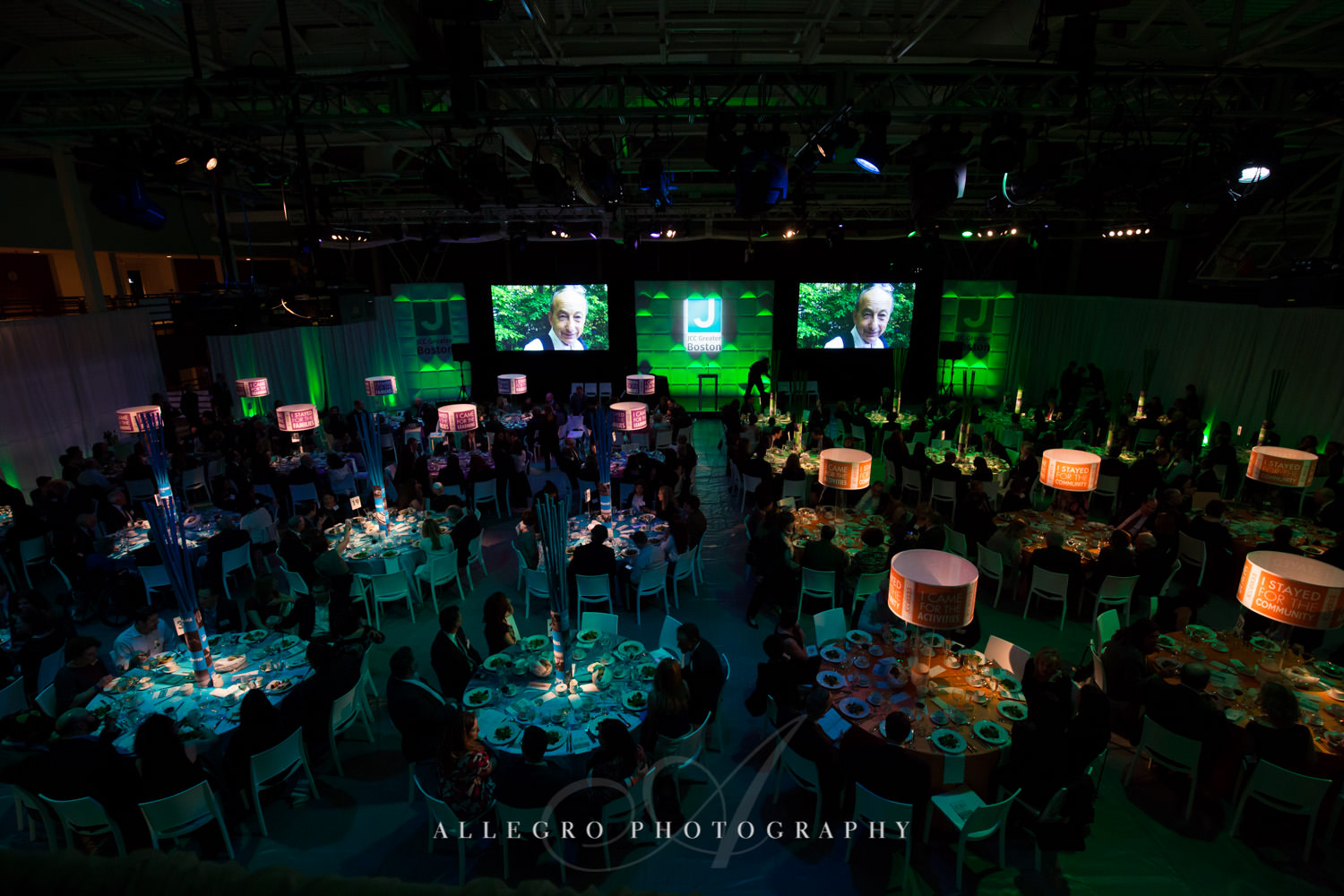 Nonprofit event photography by Allegro Photography