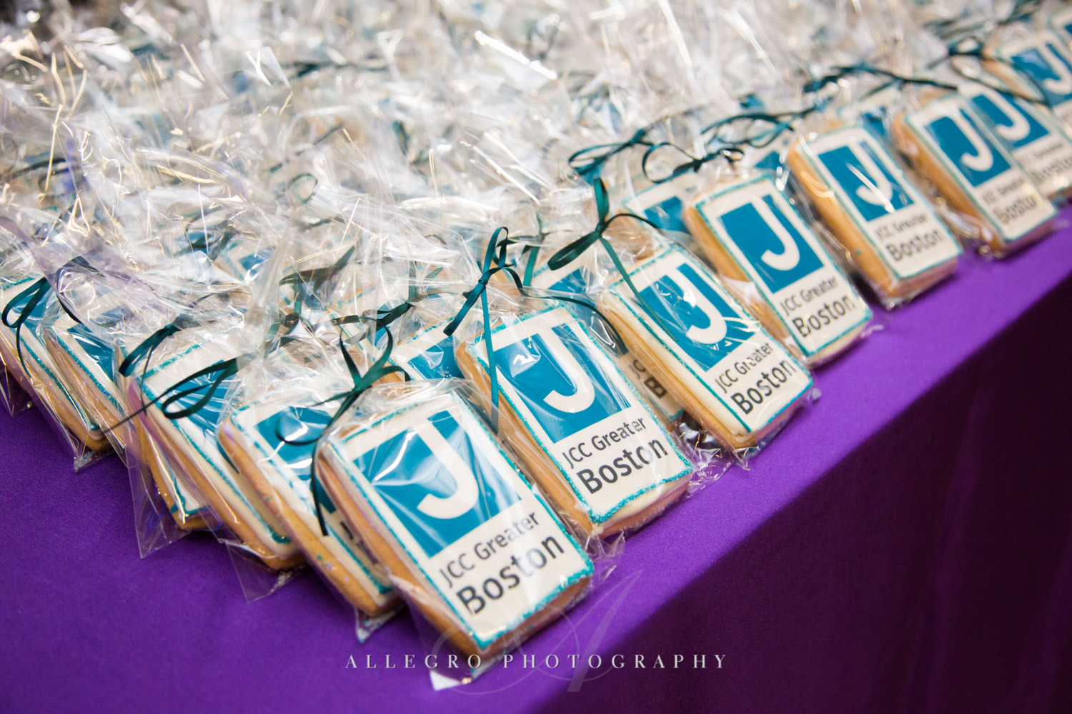Party Favors by nonprofit event JCC@333 photographed by Allegro Photography