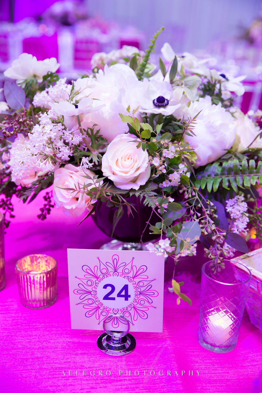 table design color rosie's place gala boston non-profit event photography