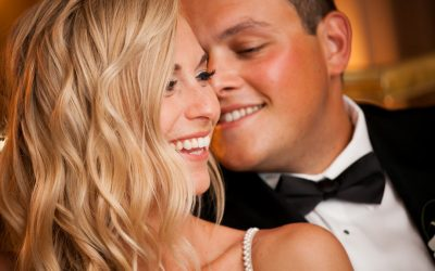 Fairmont Copley Plaza Wedding: M+C