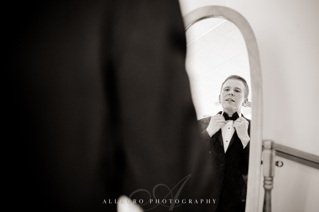 allegro photography: groom prep