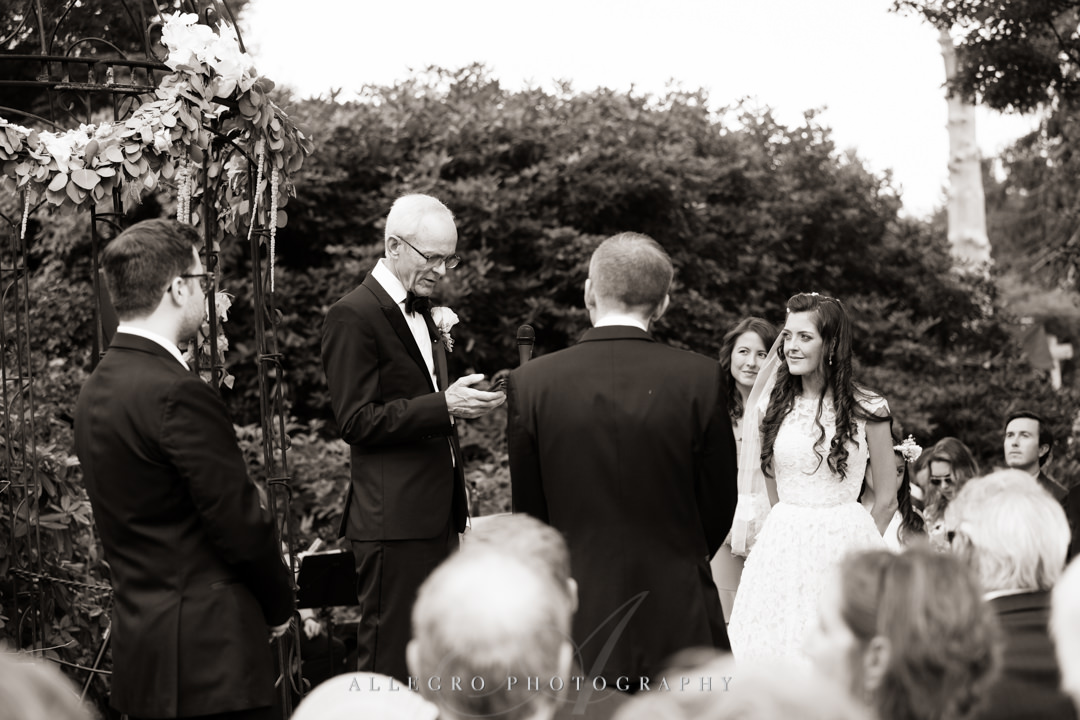 allegro photography: elm bank wedding