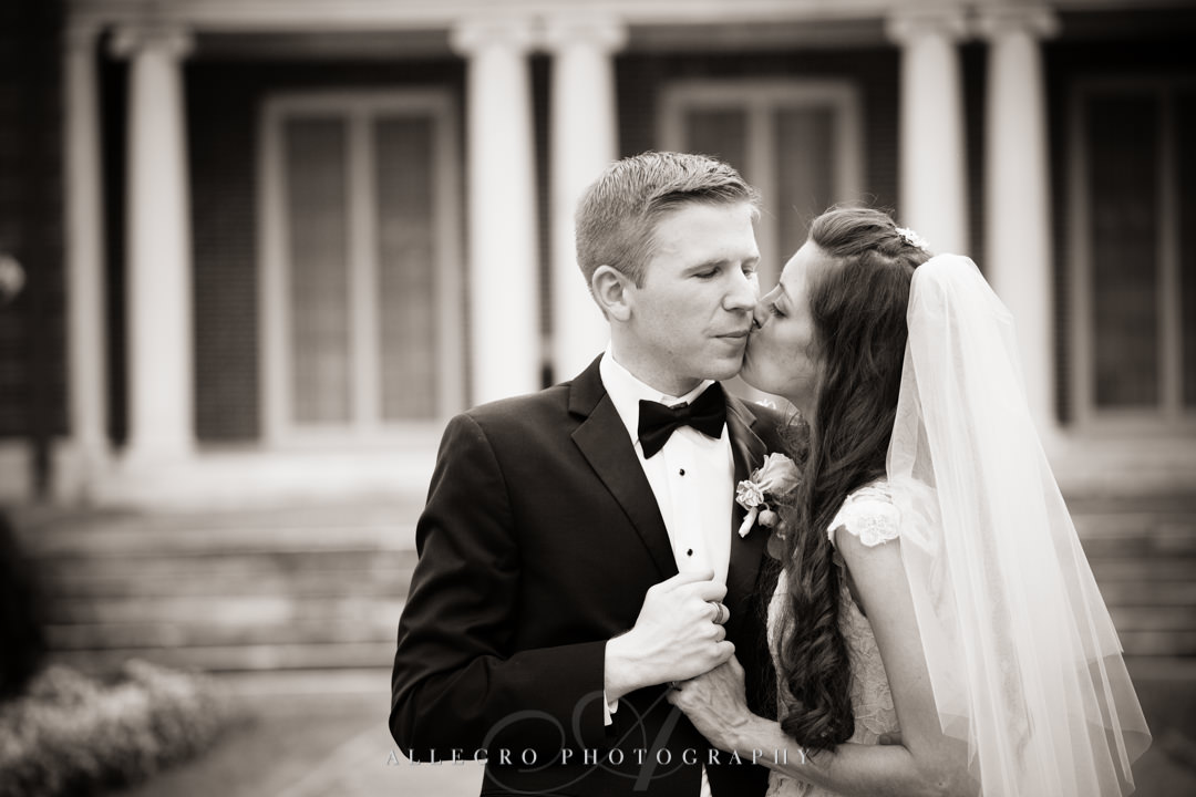 allegro photography: elm bank wedding portraits