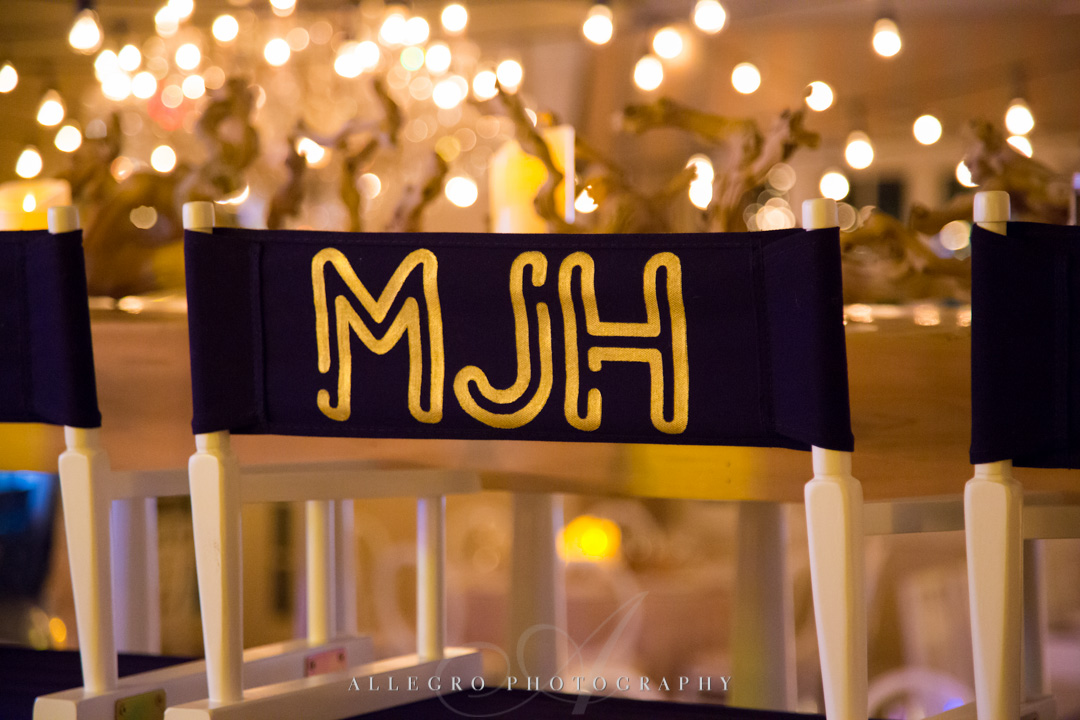 Allegro Photography bat mitzvah custom monogram