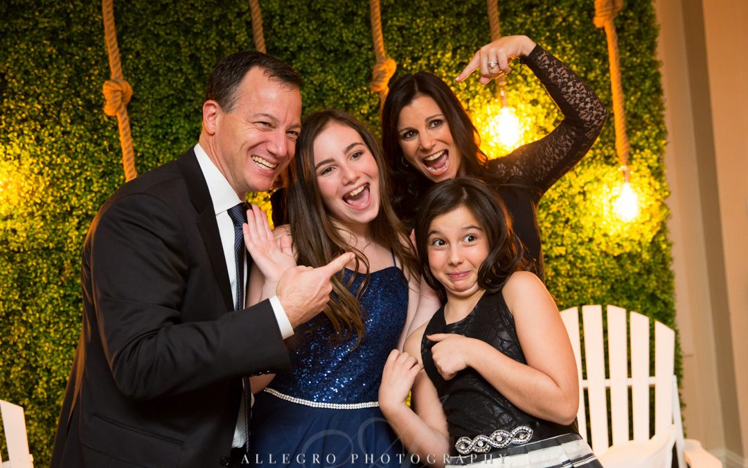 Miss M's Temple Beth Elohim and Pine Brook Country Club Bat Mitzvah