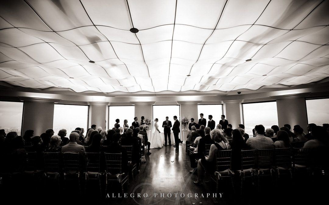 State Room Boston Wedding – M+M