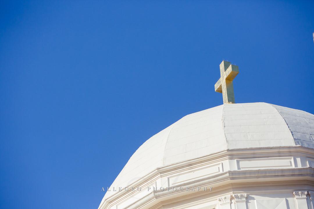 St Leonard's Church dome