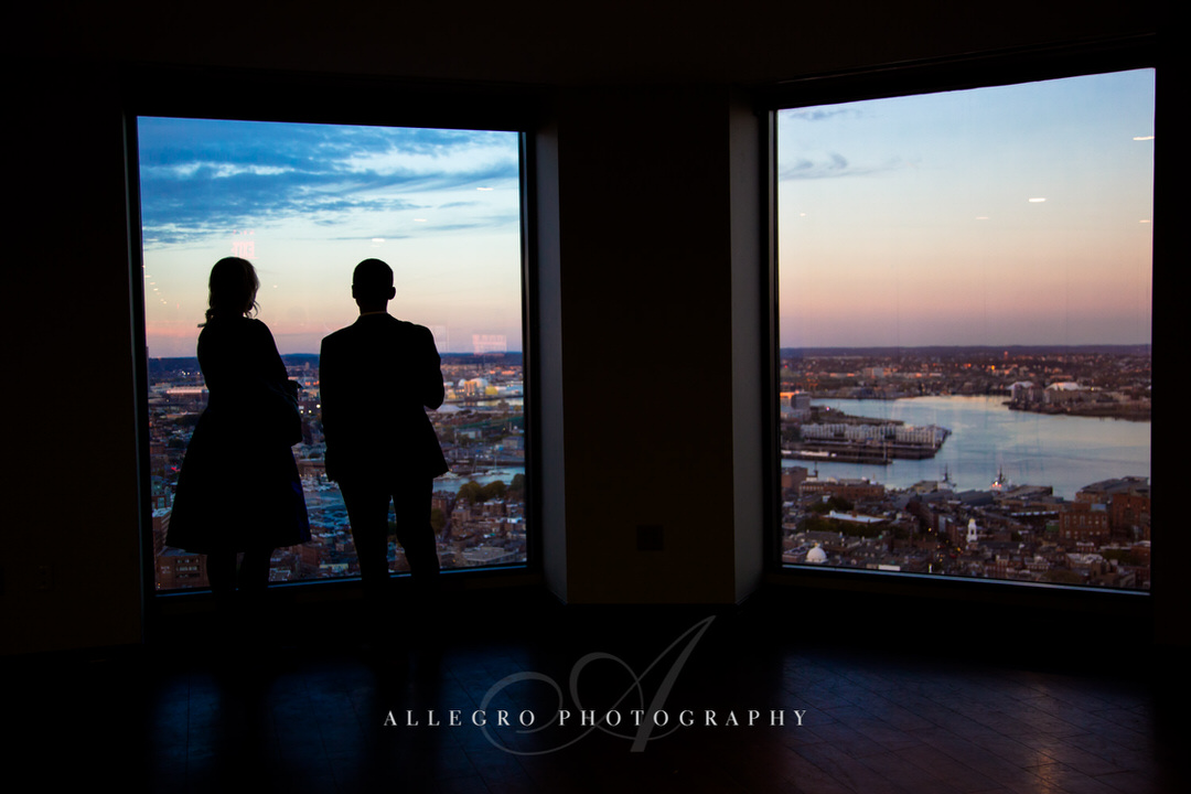 guests admire state room views