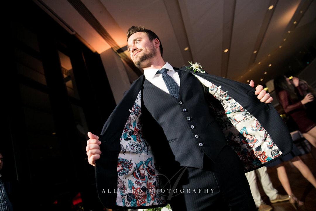grooms commonwealth proper suit