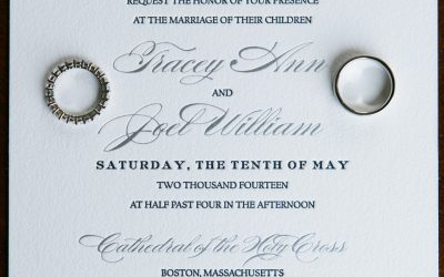 Boston Harbor Hotel Wedding Details: Tracey + Joel: Inspiration &