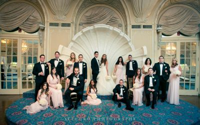 Fairmont Copley Plaza Wedding: Ali + Jared Part 2